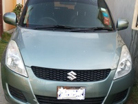 Suzuki Swift 1,3L 2013