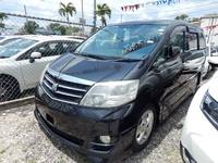 Toyota Alphard 2,0L 2012