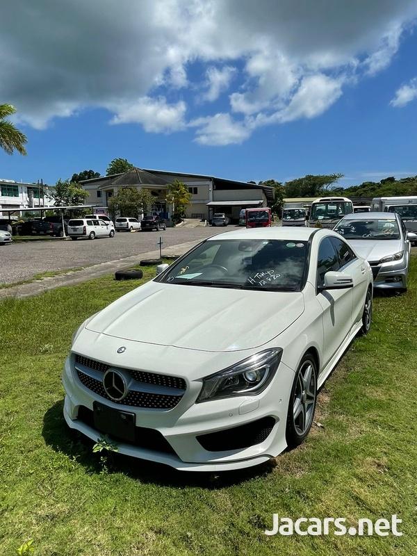 Mercedes-Benz CLA-Class 2,0L 2017-2