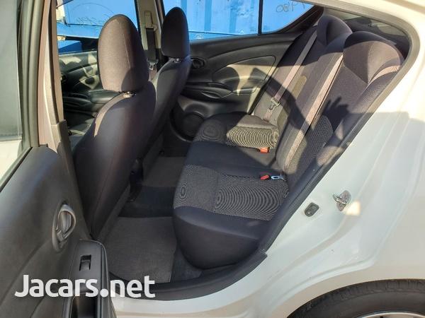 Nissan Latio 1,3L 2016-10