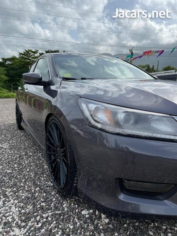 Honda Accord 2,4L 2014-8