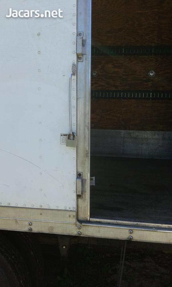 Freightliner FL 50 Box Body Truck 7,0L 2003-2
