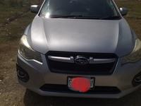 Subaru Impreza 1,8L 2012
