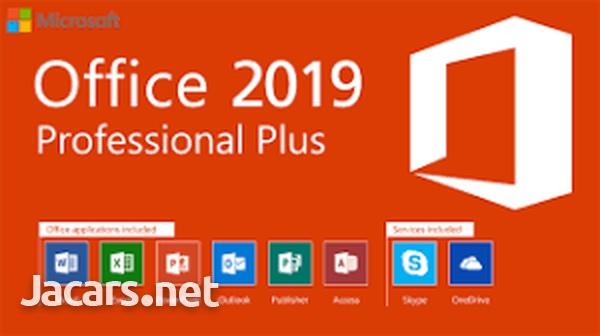 Microsoft Office 2019-2