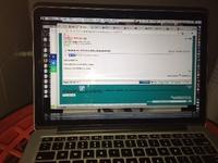 2015 Mac Book Pro - Screen Slightly Damage