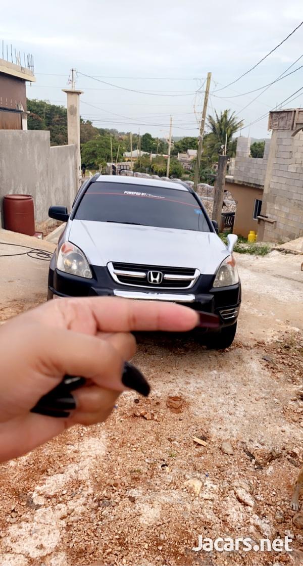 Honda CR-V 2,4L 2002-3