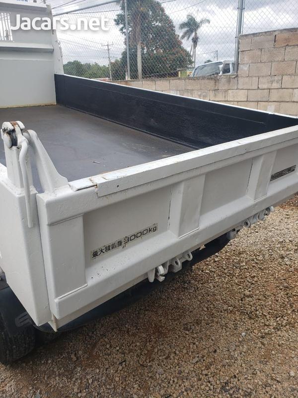 Isuzu Dump Truck High Deck-5