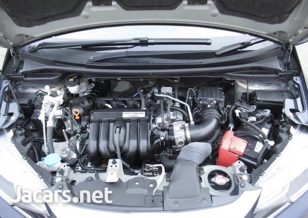 Honda Fit 1,3L 2018-16