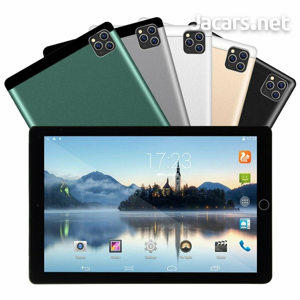 10.1 inches WIFI Tablet Android 10.0 10G+512G 10 Core, Dual Camera-1