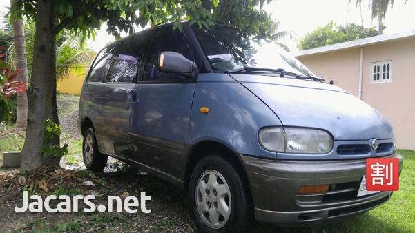 Nissan Serena 1,6L 1997-2