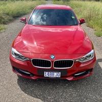 BMW 3-Series 5,8L 2013