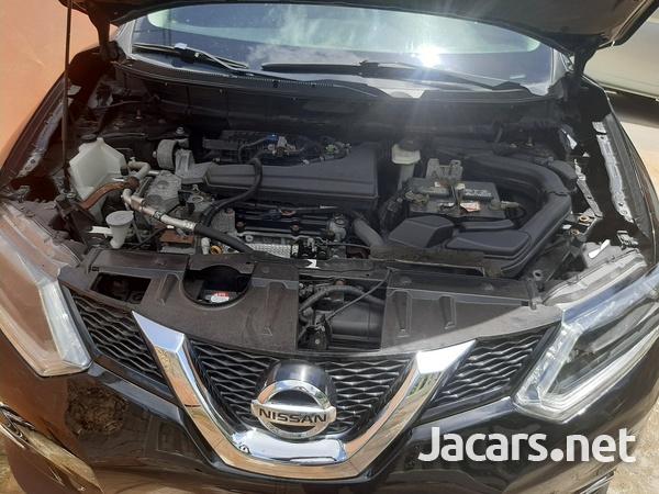 Nissan Rogue 2,5L 2014-13