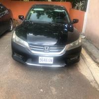 Honda Accord 2,4L 2014