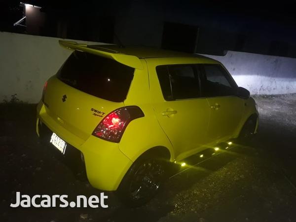Suzuki Swift 1,6L 2009-5