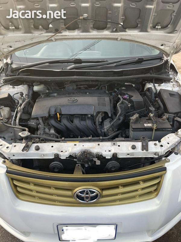 Toyota Axio 1,5L 2010-11