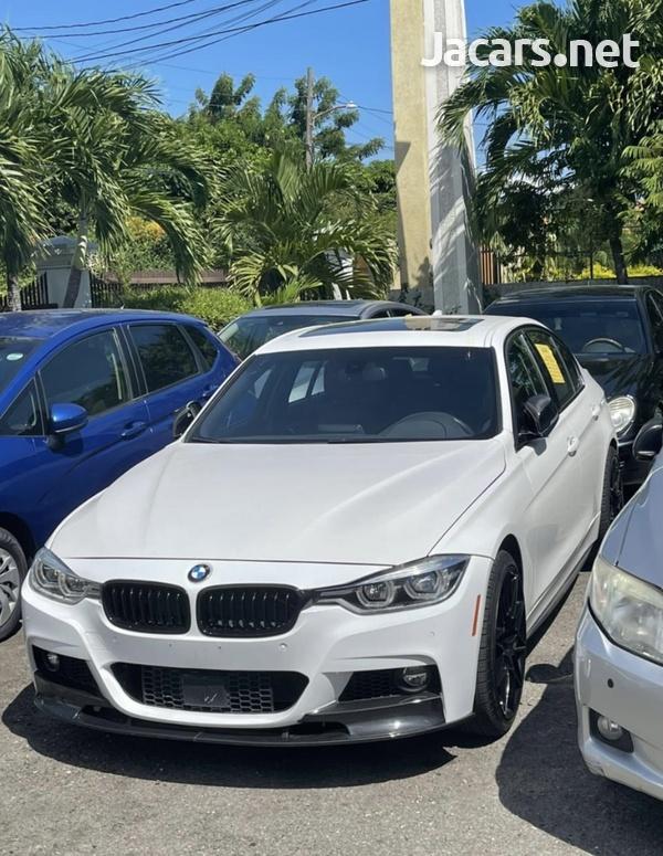 BMW 3-Series 3,0L 2018-1