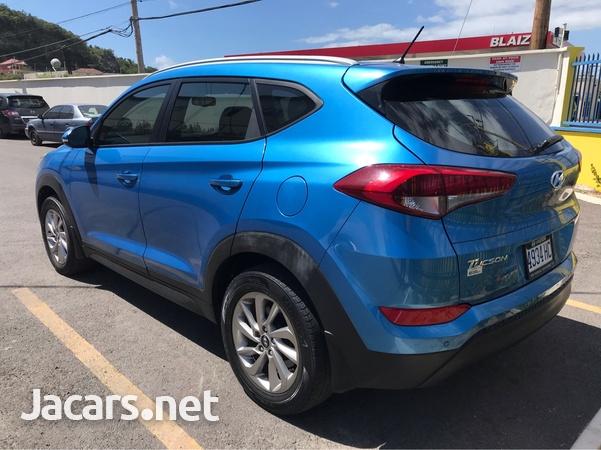Hyundai Tucson 2,0L 2016-6