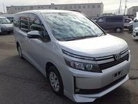 Toyota voxy 2,0L 2017
