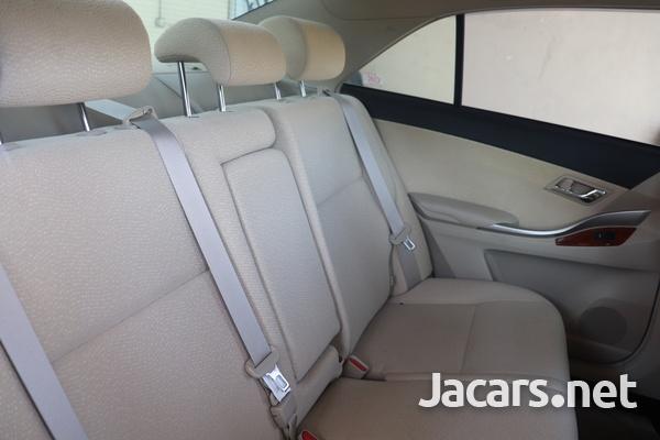 Toyota Allion 1,8L 2015-7