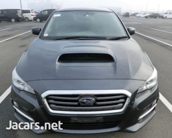 Subaru Levorg 1,6L 2014-4