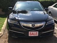 Acura TXL 2,5L 2016