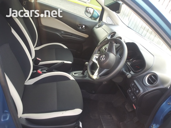 Nissan Note 1,2L 2017-2