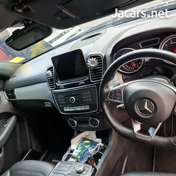 Mercedes-Benz GLE-Class 2,9L 2019-8