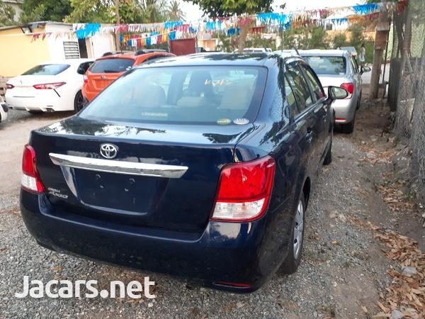 Toyota Axio 1,4L 2015-4