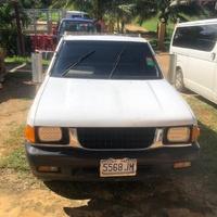 Isuzu Pick- up 1,8L 1989