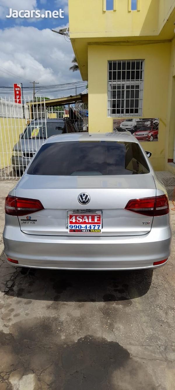 Volkswagen Jetta 1,4L 2016-3