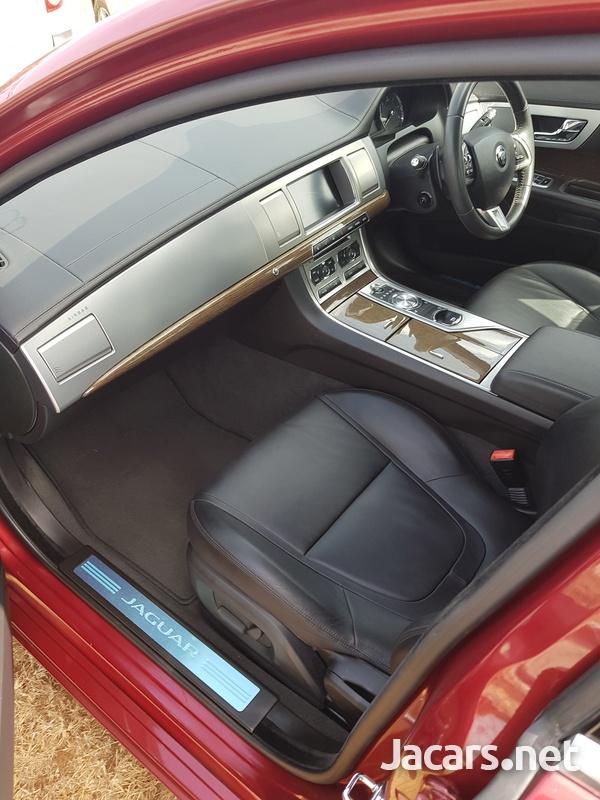 Jaguar XF 2,2L 2014-5