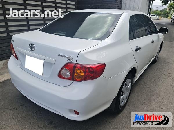 Toyota Corolla 1,5L 2008-6