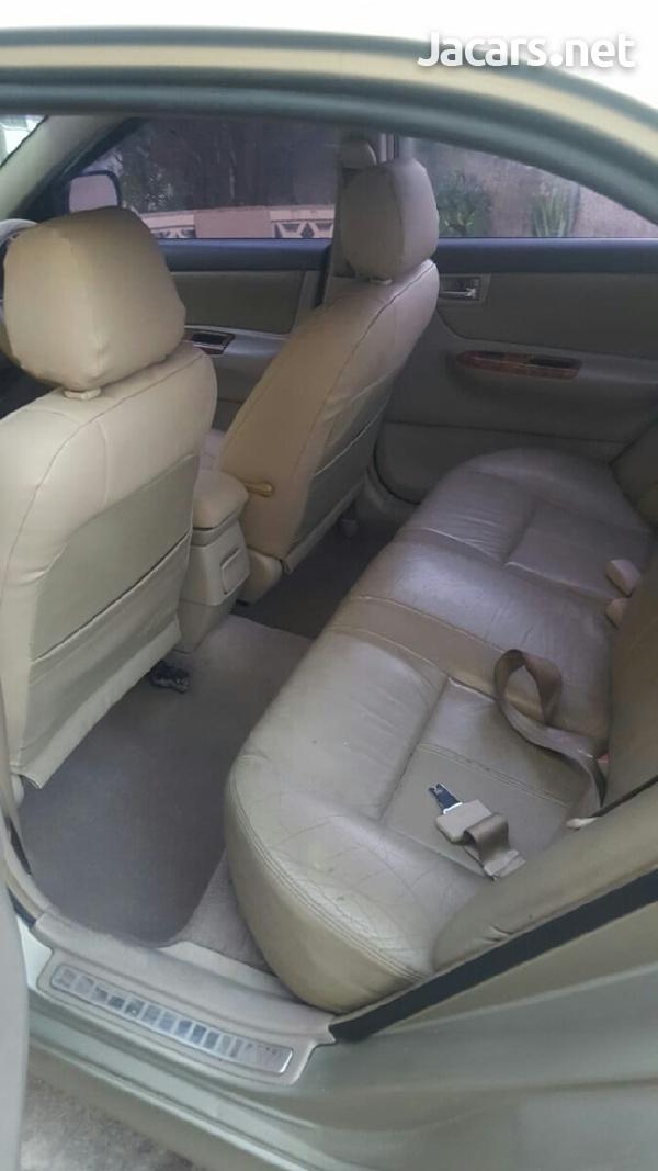 Toyota Corolla Altis 1,5L 2005-6