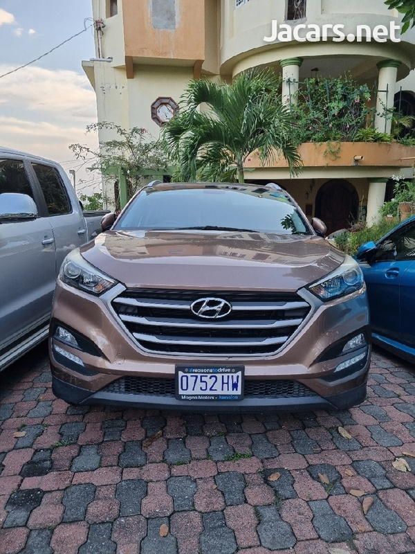 Hyundai Tucson 2,0L 2017-1