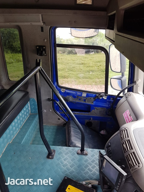 2008 Daf Cf75 Garbage Truck-4