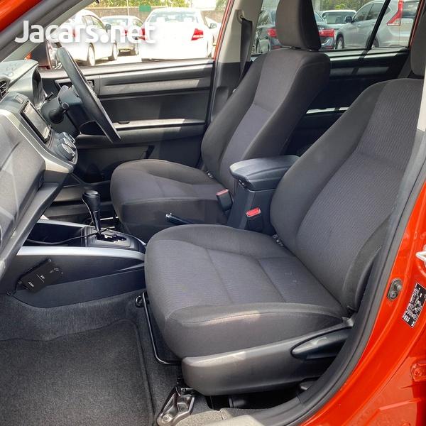 Toyota Fielder 1,5L 2017-6
