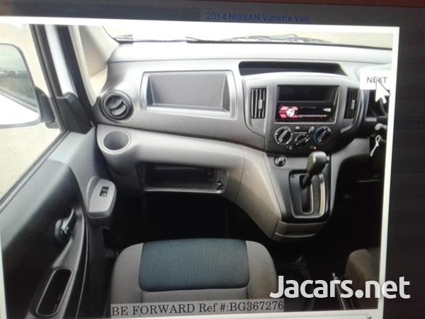 Nissan vanette 1,6L 2014-3
