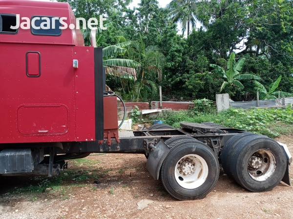 Trailer head and flatbed-4