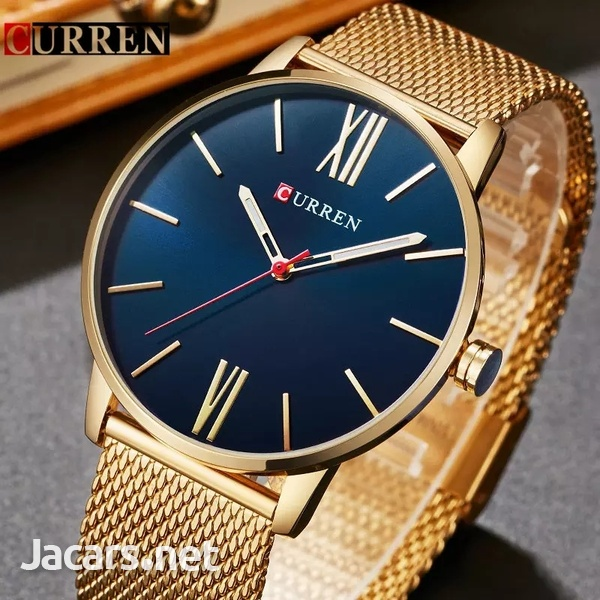 Curren Professional Stainless Steel Watch-2