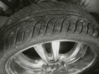 20 tyres and rims/1992 to 1996 mark 11 head light set/toyota caldida c