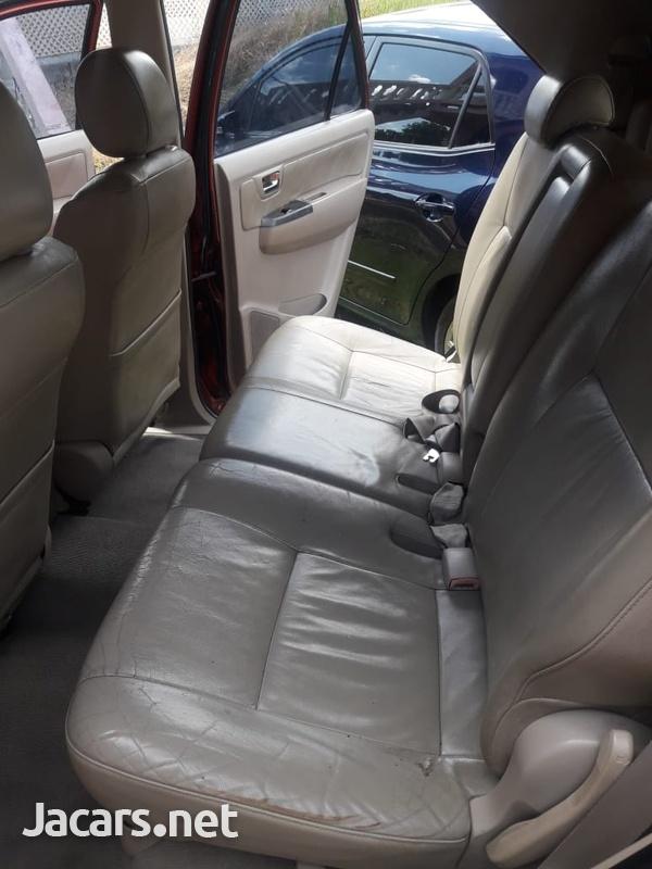 Toyota Fortuner 1,5L 2005-11