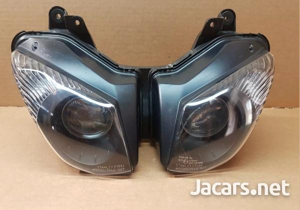 2009/2010/2011 kawasaki zx6r 636 headlight