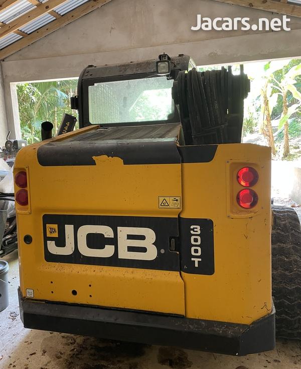 2013 JCB 300T Track Loader-3