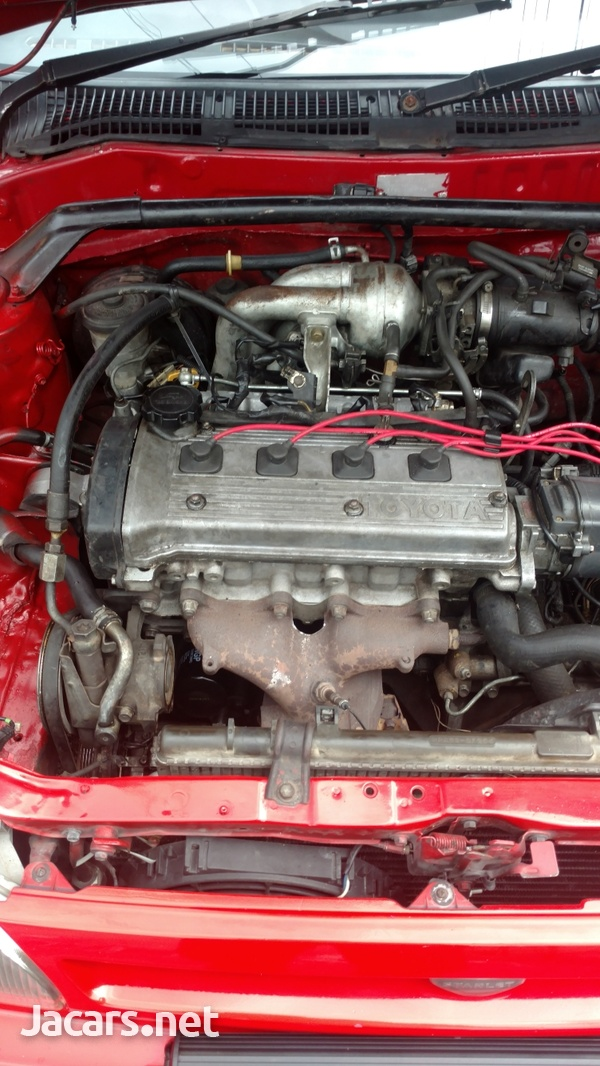 Toyota Starlet 1,3L 1990-3