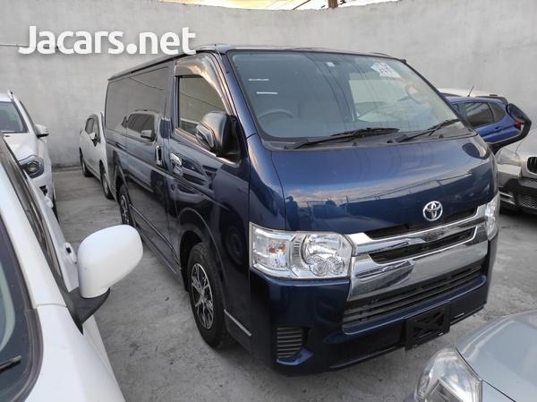 Toyota RegiusAce GL 2,0L 2015-9