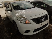 Nissan Latio 1,3L 2014