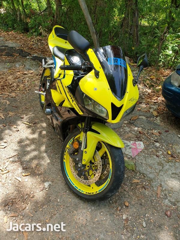 2009 Honda CBR 600rr-7