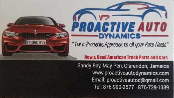 Proactive Auto Dynamics