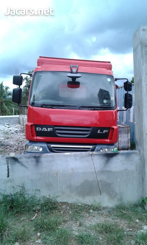 DAF 45LF BOX BODY TRUCK-7