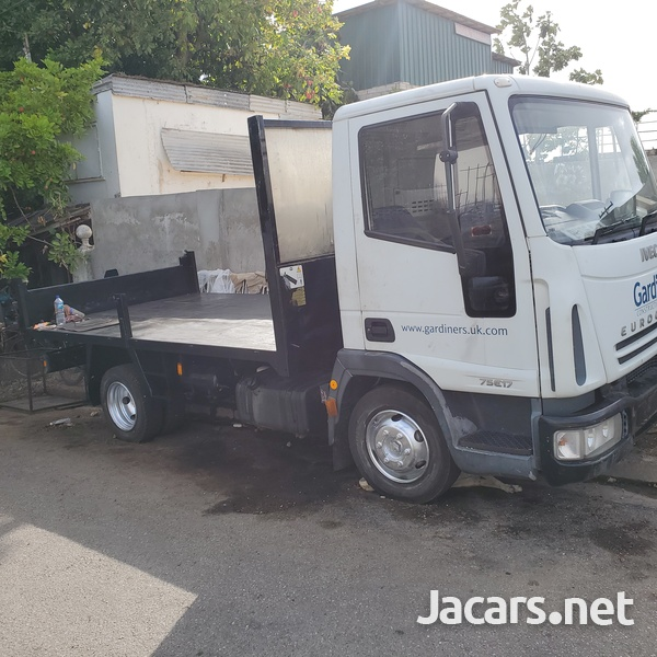 2006 Iveco Tipper Truck-2